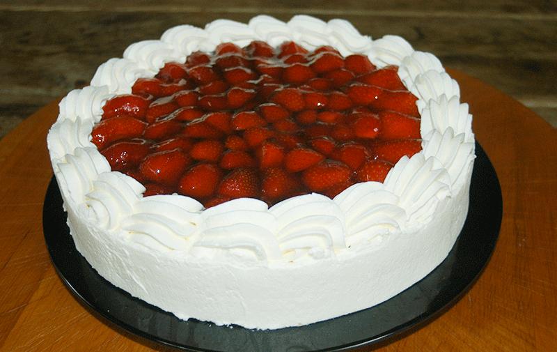 Kuchen & Torten, Erdbeerkuchen