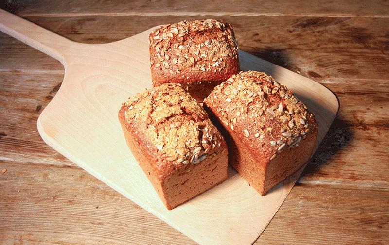 Brotspezialitäten, Roggenvollkornbrot