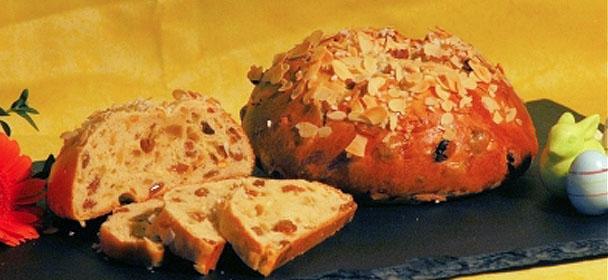 Spezialitäten Der Saison, Butter-Osterbrot