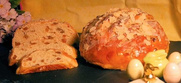Spezialitäten Der Saison, Butter-Quark-Osterbrot